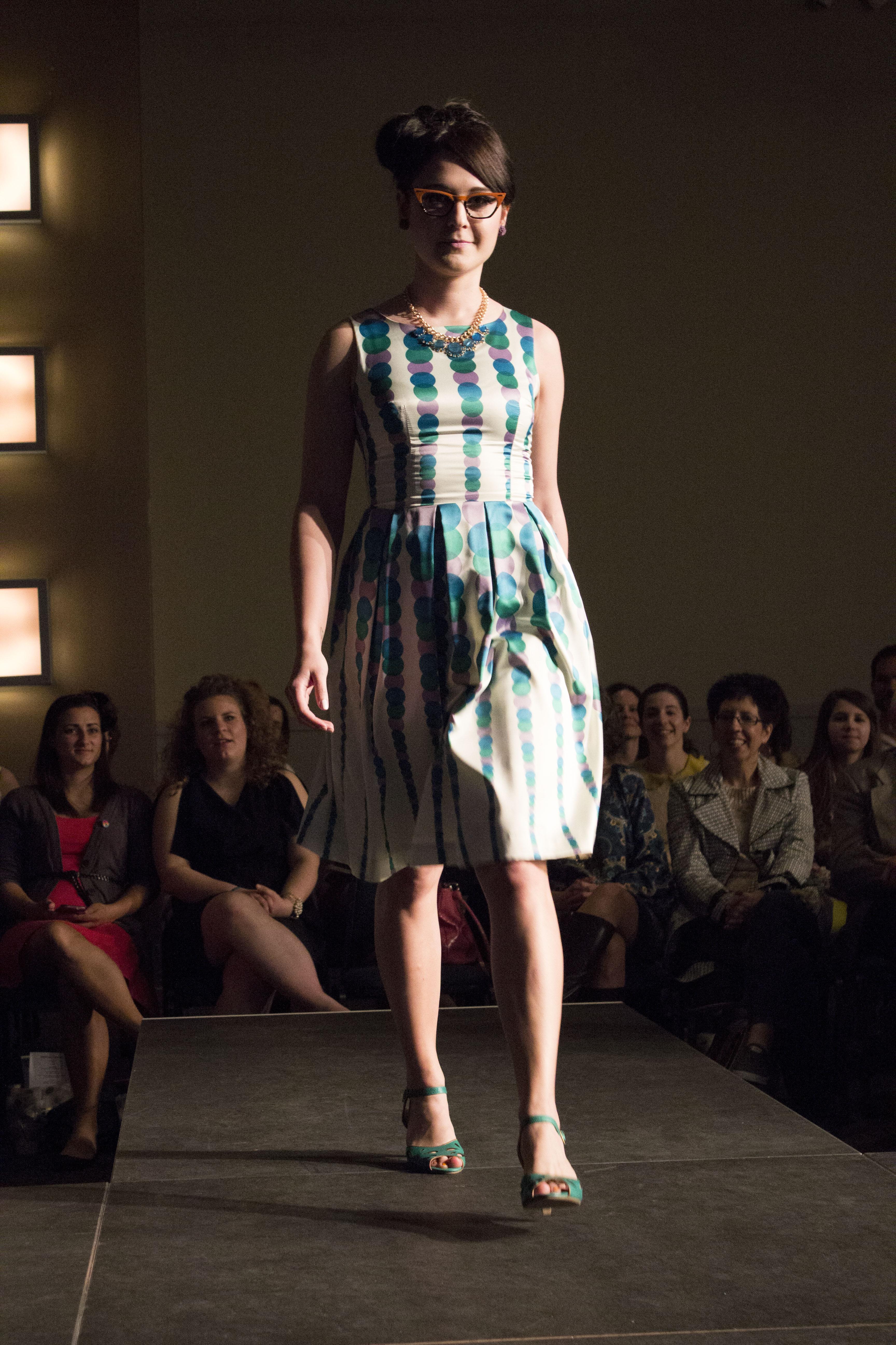 60s Fashion Show 42 Richelle Szypulski